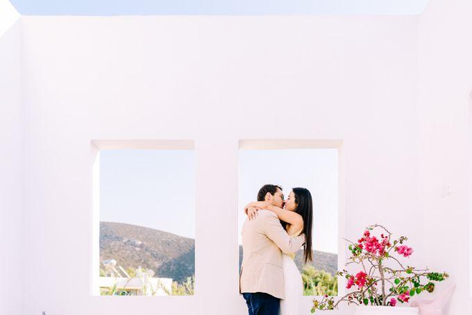 Wedding in Greek island by Elias Kordelakos - 003