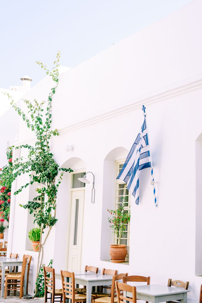 Wedding in Greek island by Elias Kordelakos - 001