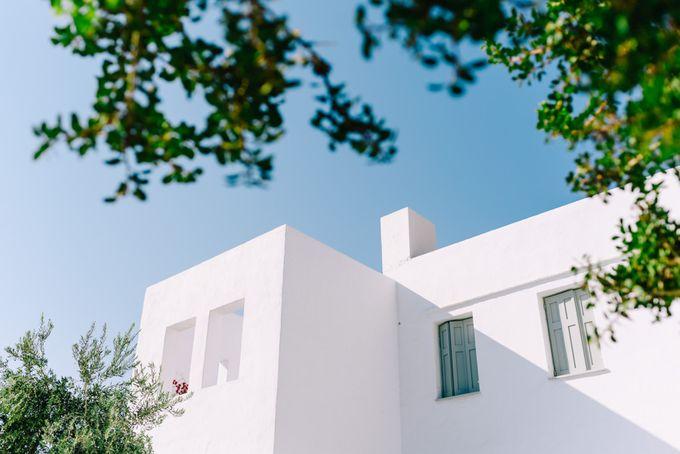 Wedding in Greek island by Elias Kordelakos - 002