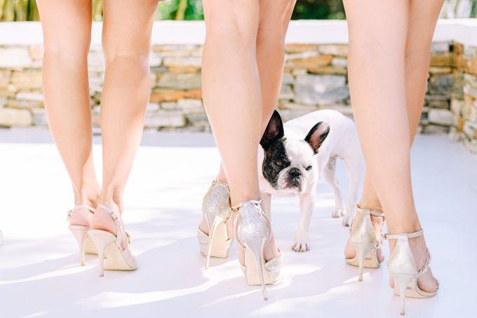 Wedding in Greek island by Elias Kordelakos - 010