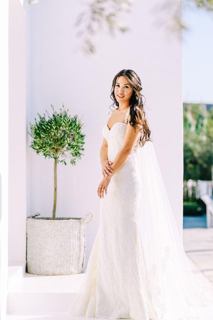 Wedding in Greek island by Elias Kordelakos - 012