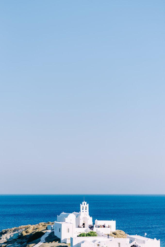 Wedding in Greek island by Elias Kordelakos - 014