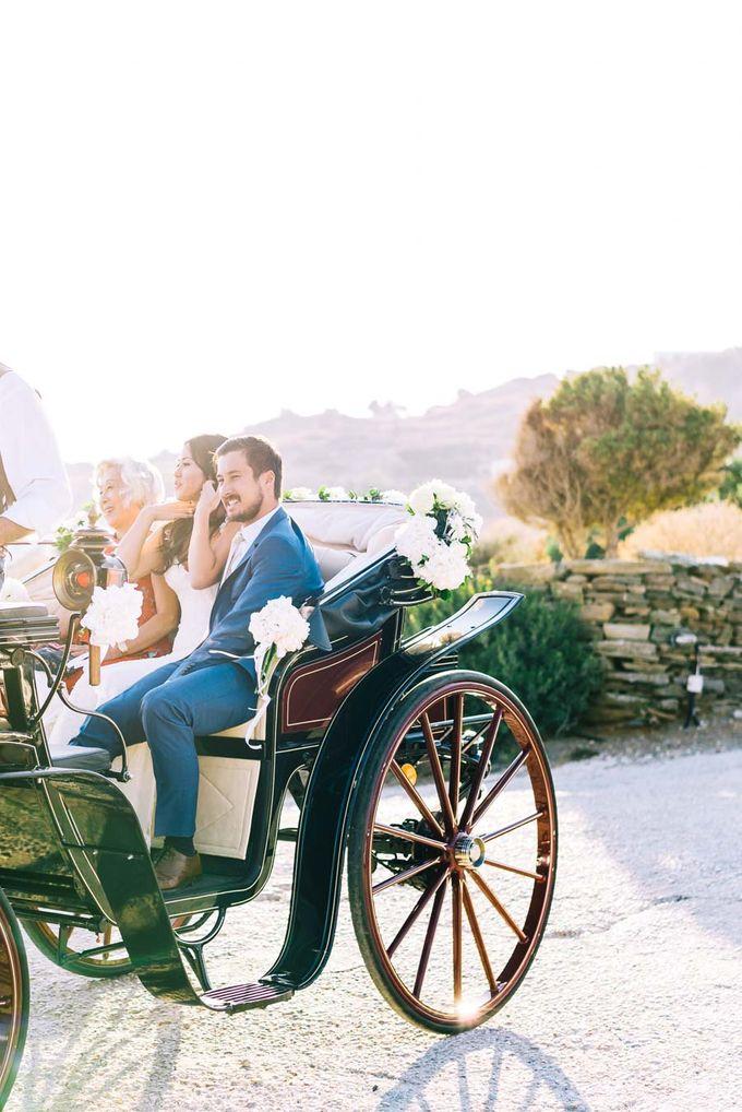 Wedding in Greek island by Elias Kordelakos - 016