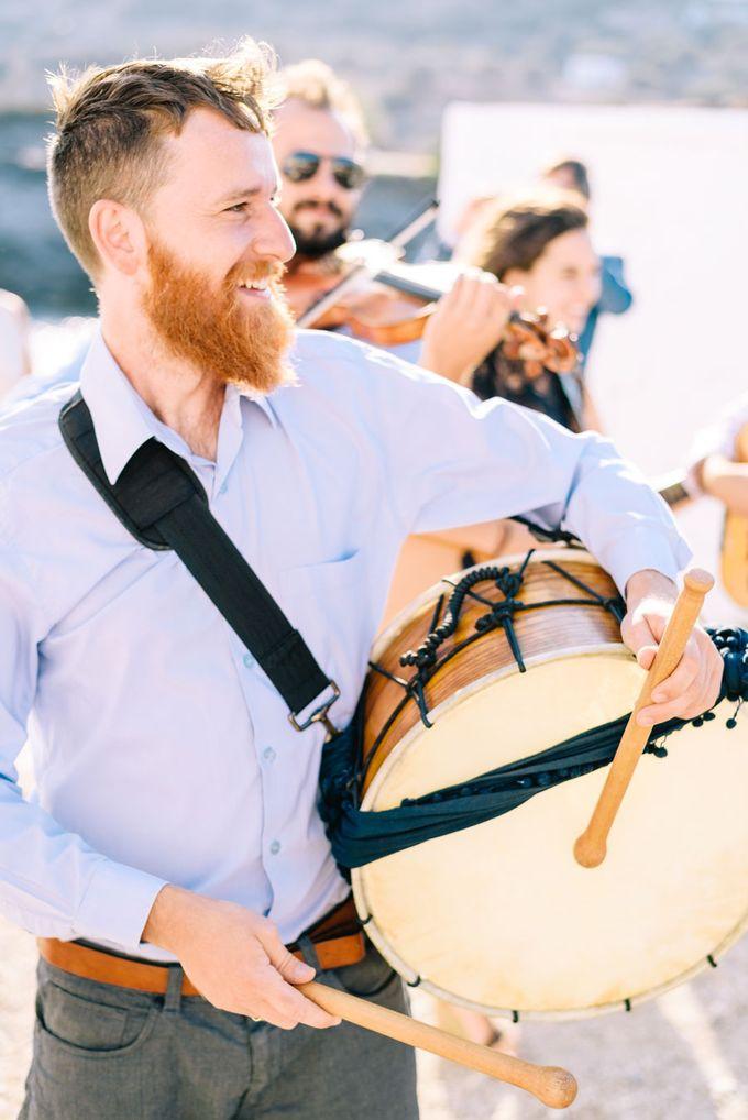 Wedding in Greek island by Elias Kordelakos - 017