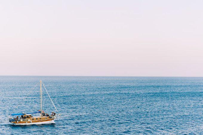 Wedding in Greek island by Elias Kordelakos - 026