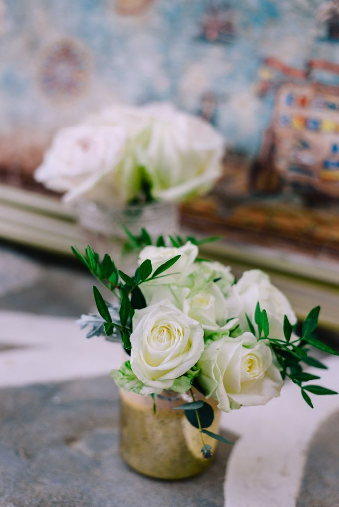 Wedding in Greek island by Elias Kordelakos - 031
