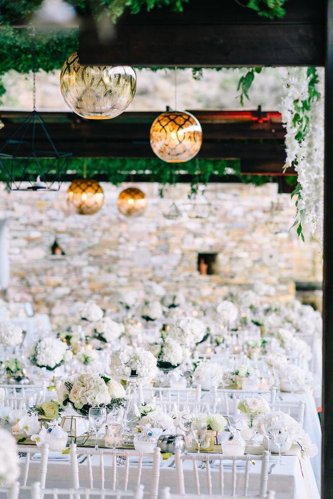 Wedding in Greek island by Elias Kordelakos - 032