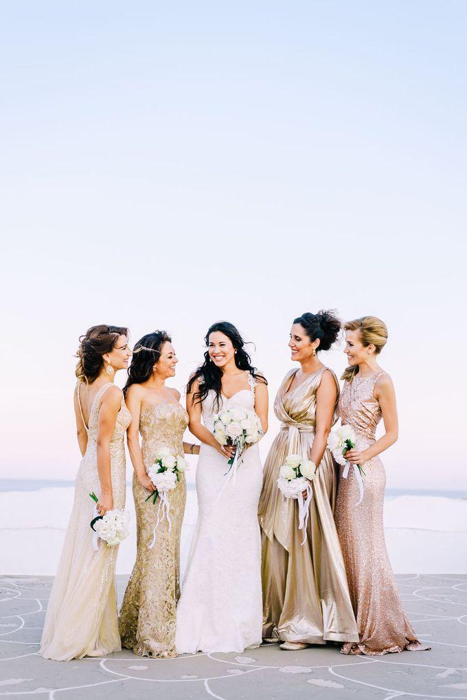 Wedding in Greek island by Elias Kordelakos - 040