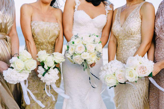 Wedding in Greek island by Elias Kordelakos - 041