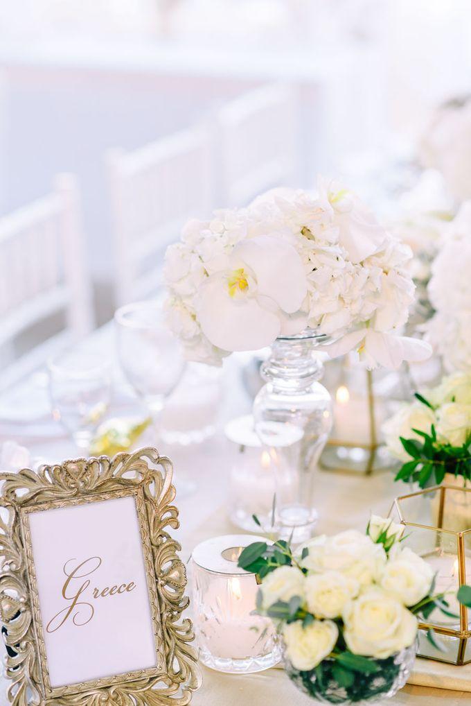 Wedding in Greek island by Elias Kordelakos - 044