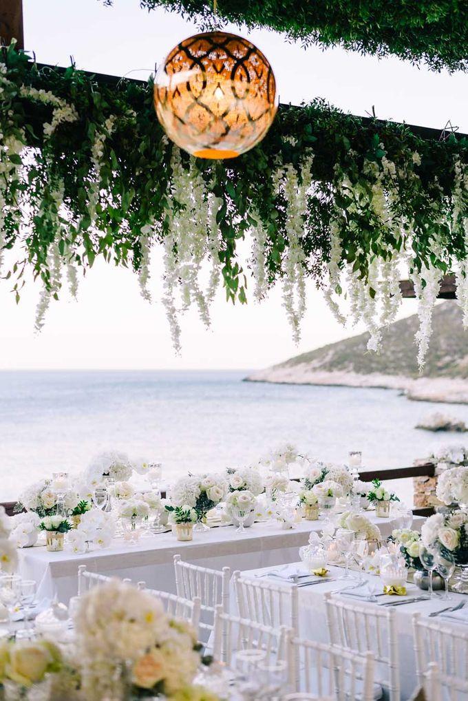 Wedding in Greek island by Elias Kordelakos - 045