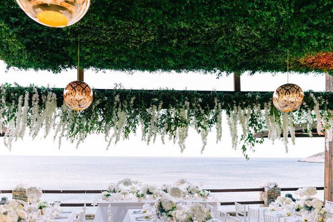 Wedding in Greek island by Elias Kordelakos - 046