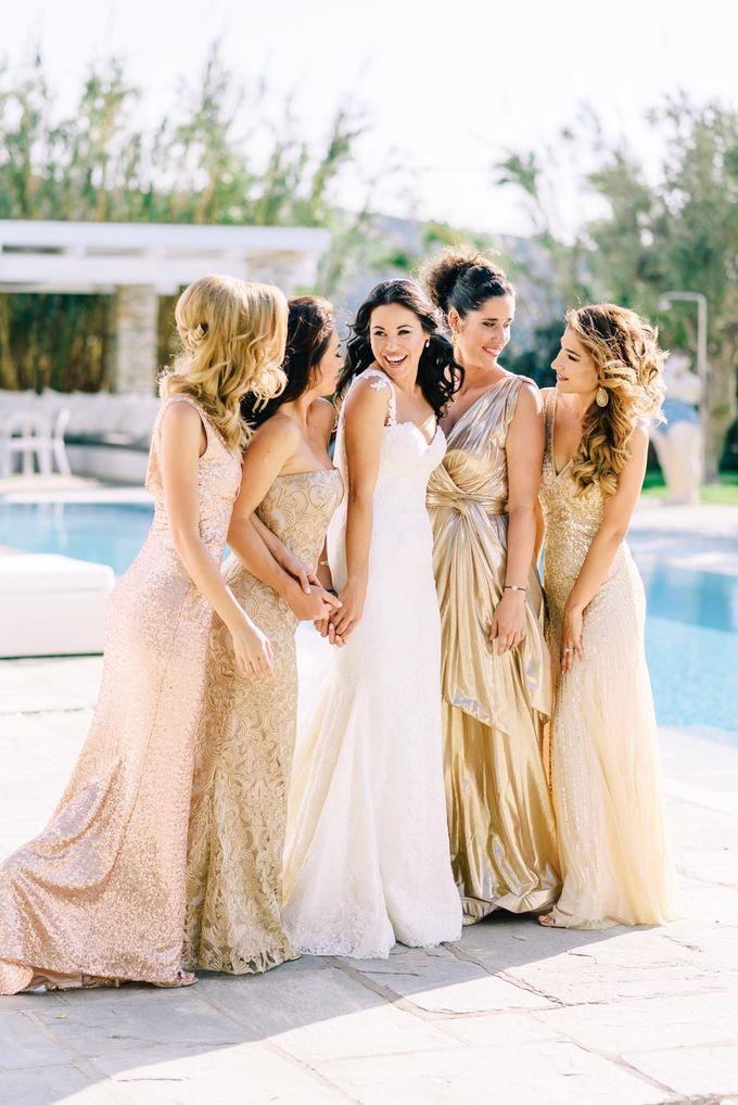 Wedding in Greek island by Elias Kordelakos - 037