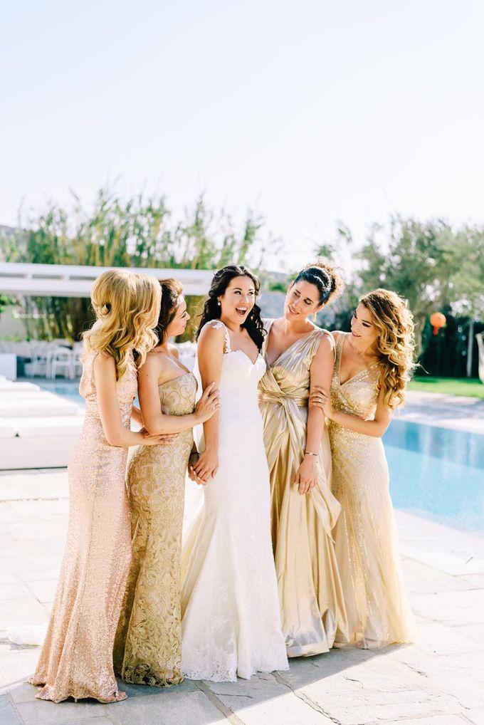 Wedding in Greek island by Elias Kordelakos - 038