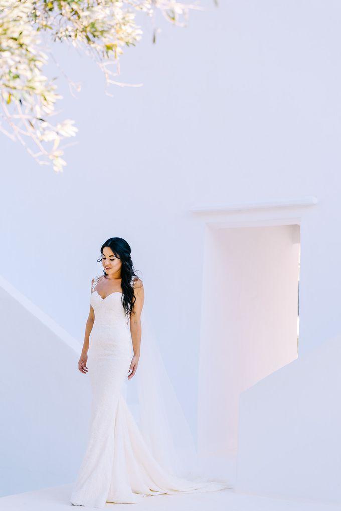 Wedding in Greek island by Elias Kordelakos - 039