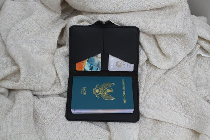 PASSPORT CASE by Signore Gift - 006