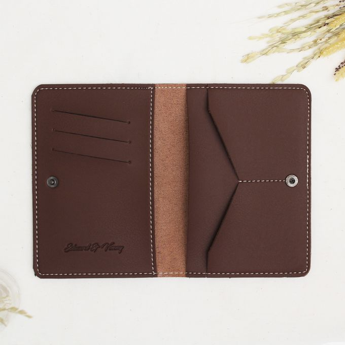 PASSPORT CASE by Signore Gift - 001