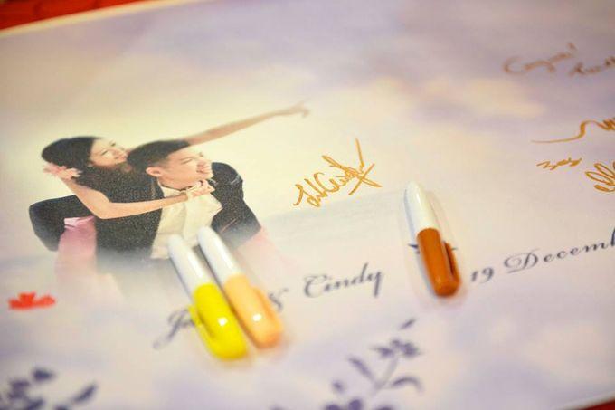 Cindy & Jason by Faith Wedding Event - 002