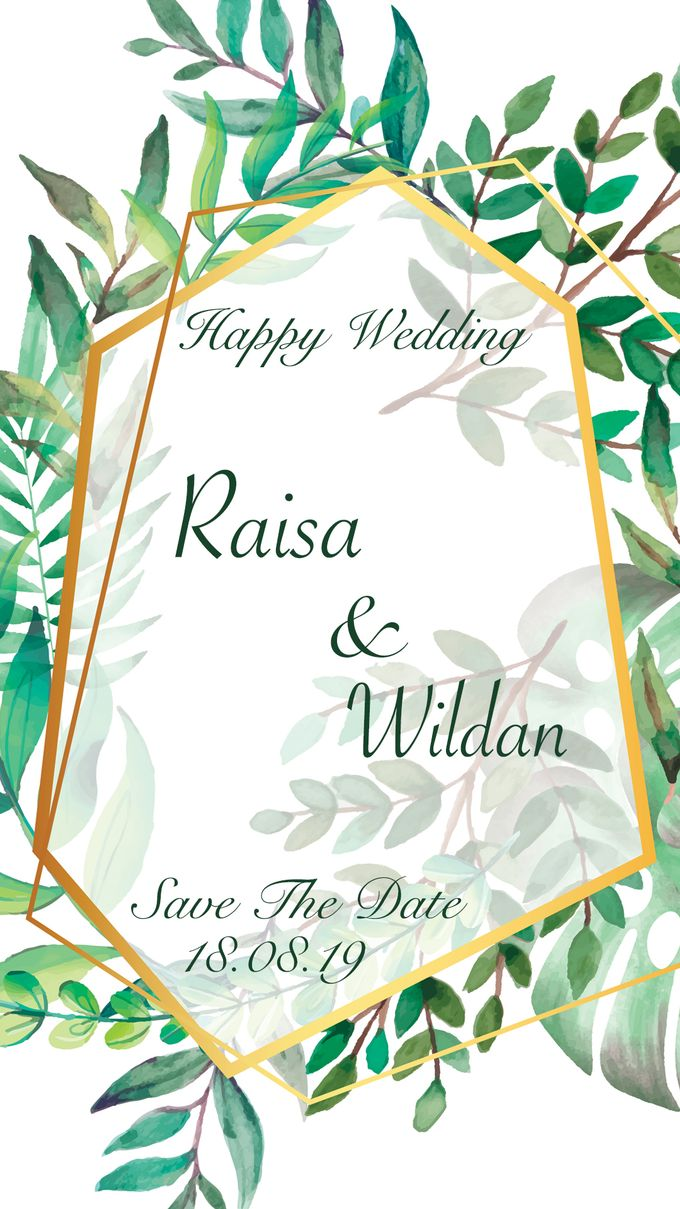 Wedding Raisa & Wildan by IPB International Convention Center - 001