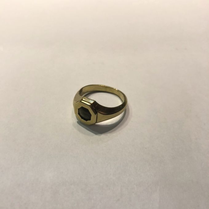 Christion Signet Ring by Rumme - 002