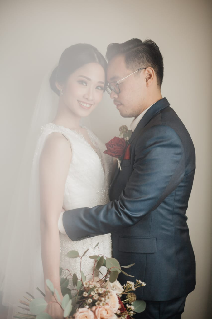 Wedding of Markus & Tressi by Silvia Jonathan - 001