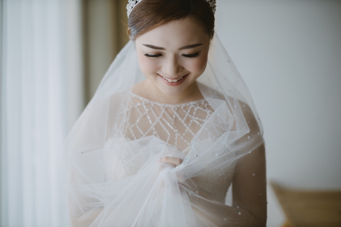 Wedding of Arie & Karina by Silvia Jonathan - 003