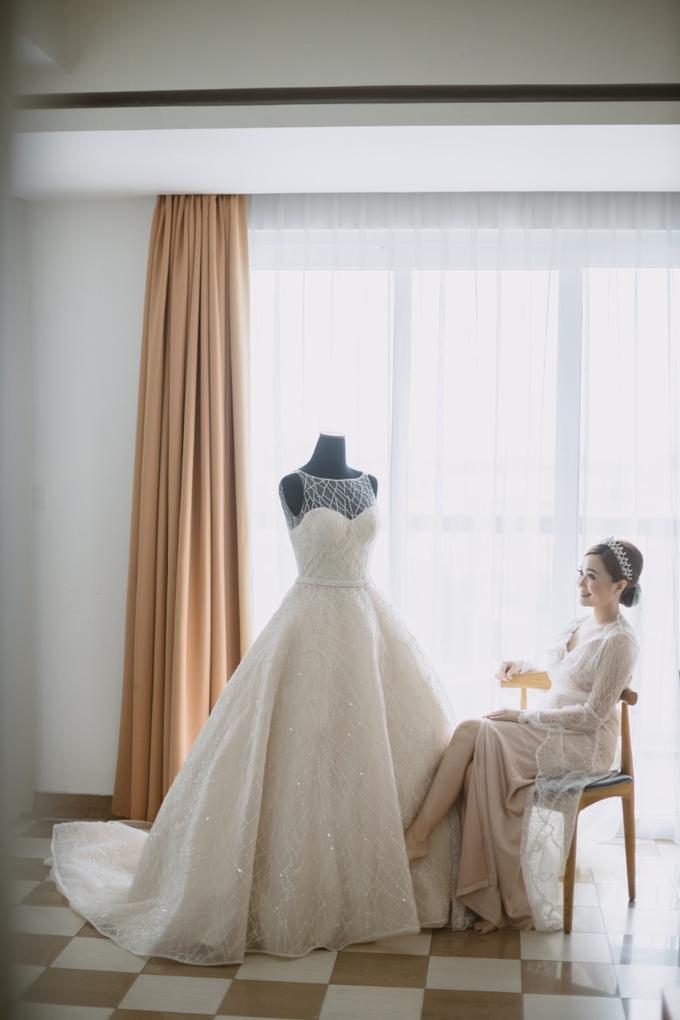 Wedding of Arie & Karina by Silvia Jonathan - 004