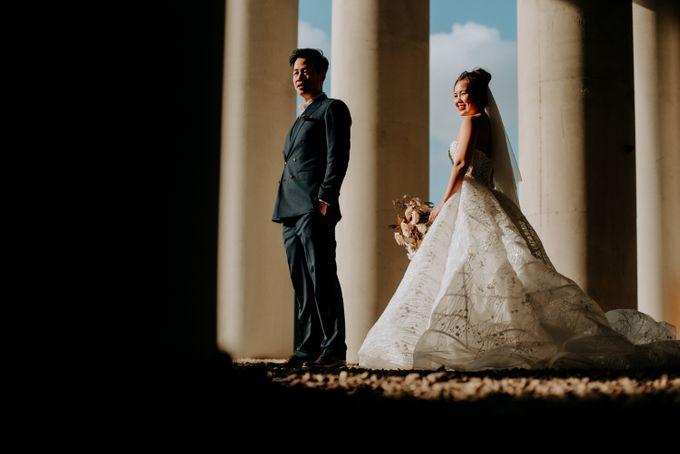 Wedding Day - Brandon & Sihui by Smittenpixels Photography - 019