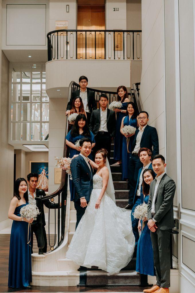 Wedding Day - Brandon & Sihui by Smittenpixels Photography - 020