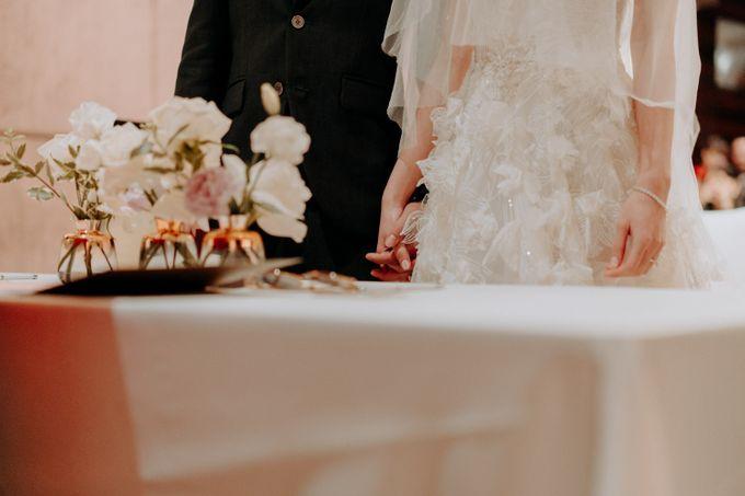 Wedding Day - Daryl & Irish by Smittenpixels Photography - 025