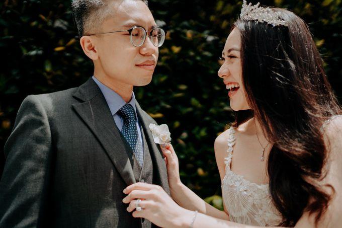 Wedding Day - Daryl & Irish by Smittenpixels Photography - 031