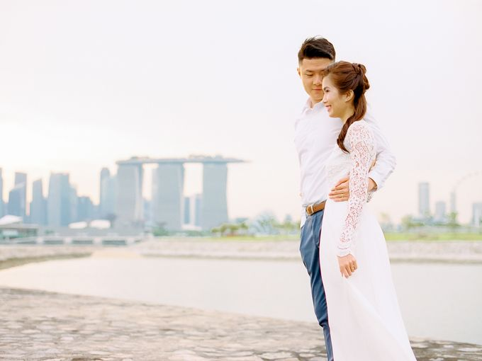 Prewedding of J and X - Analogue Journey by Analogue Journey - 006