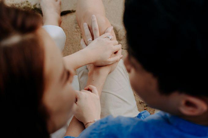 Engagement - Derek & Eilis by Smittenpixels Photography - 020