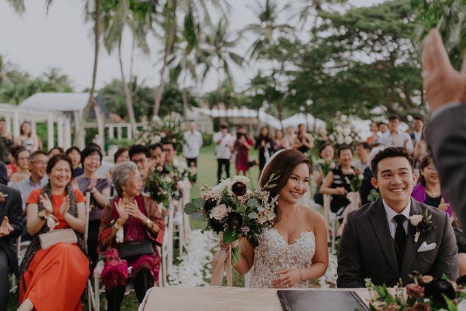 Karen & Calvin by Shangri-La Hotel Singapore - 008