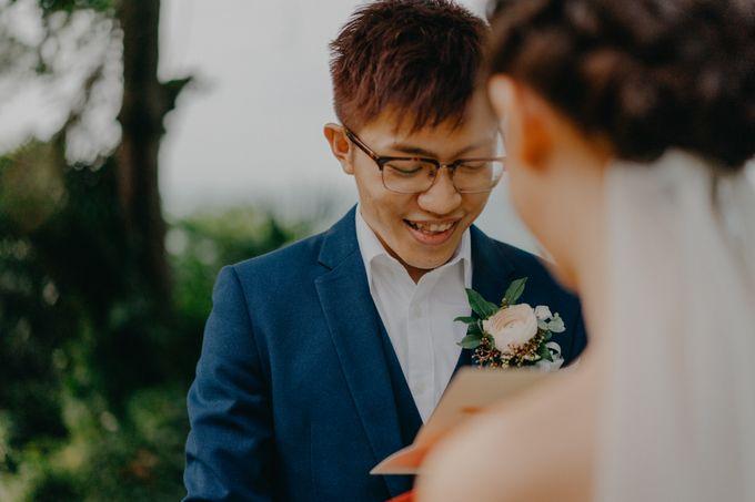 Wedding Day - Kenji & Deborah by Smittenpixels Photography - 010