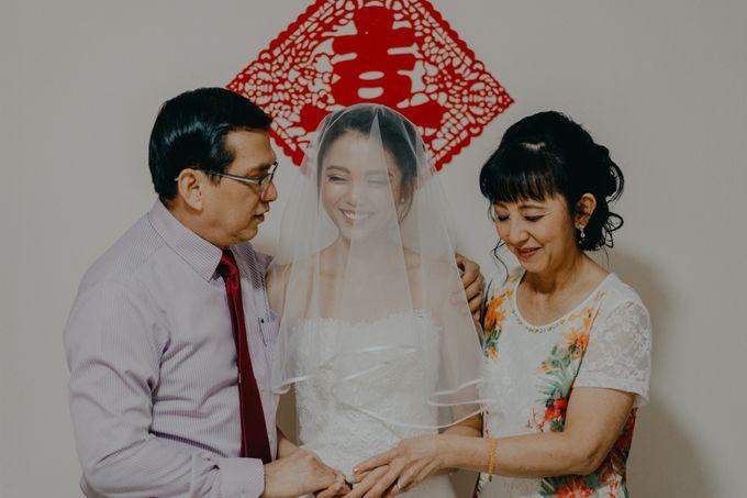 Wedding Day - Kenji & Deborah by Smittenpixels Photography - 001
