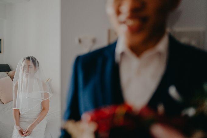 Wedding Day - Kenji & Deborah by Smittenpixels Photography - 002