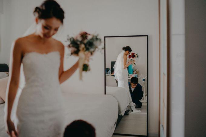 Wedding Day - Kenji & Deborah by Smittenpixels Photography - 003