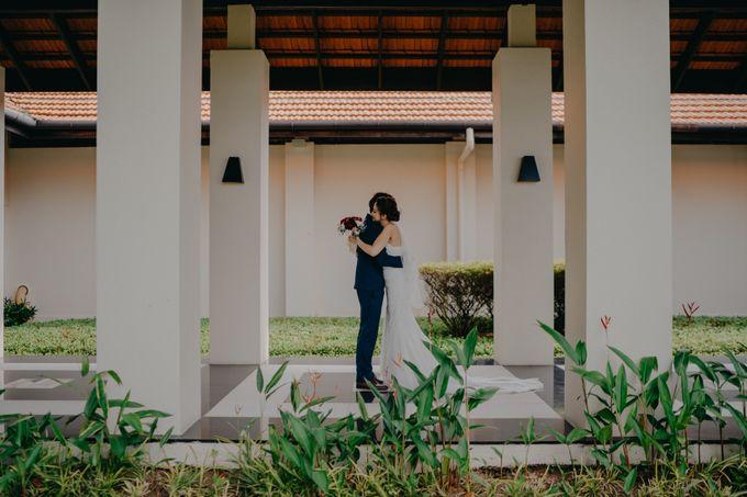 Wedding Day - Kenji & Deborah by Smittenpixels Photography - 007
