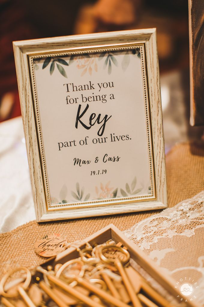 SOLEMNIZATION PHOTOGRAPHY - CASS & MAX by Knotties Frame - 004