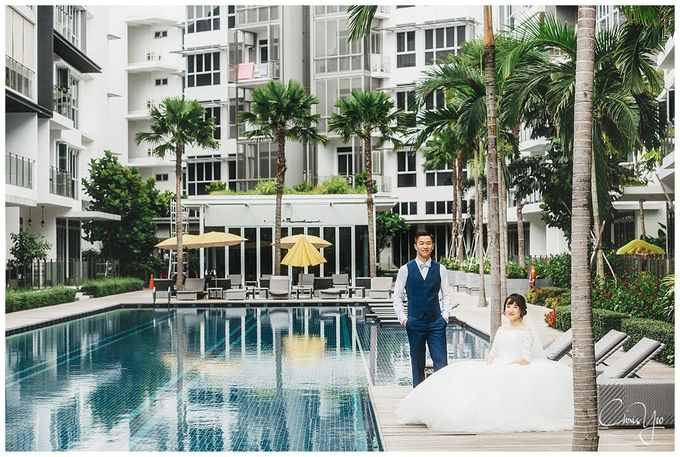 Singapore Wedding by Chris Yeo Photography - 011
