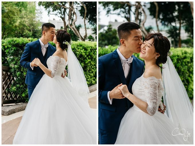 Singapore Wedding by Chris Yeo Photography - 015