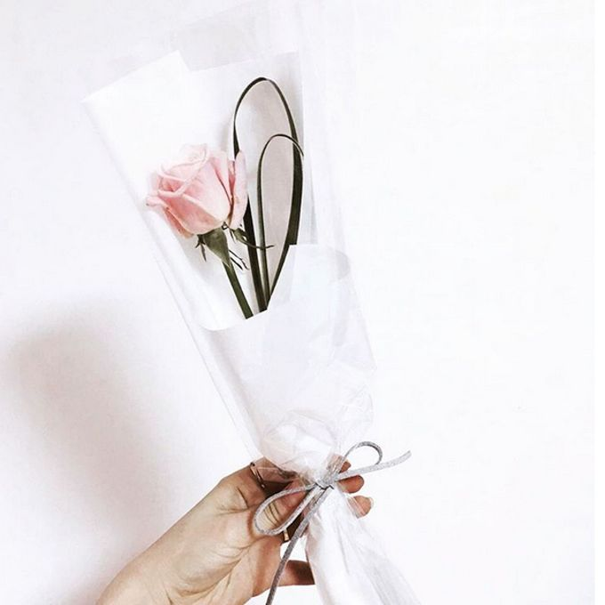 Single Flower by La Belle Vie flower - 005