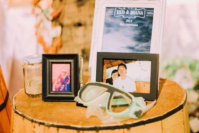 Eko & Diana Wedding by Dekor Indonesia - 001