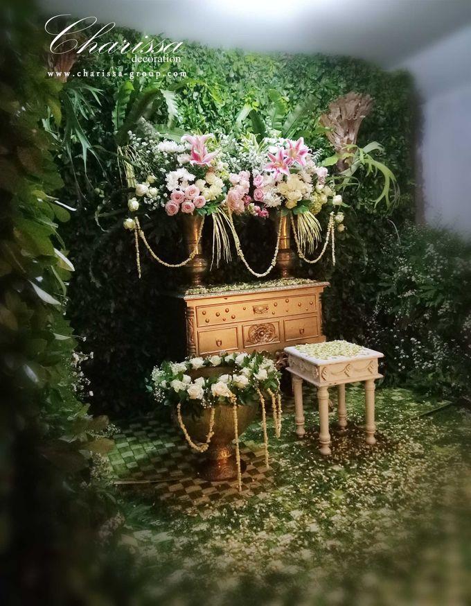 Ninda & Yudho - Siraman by Charissa Event & Wedding Decoration - 003