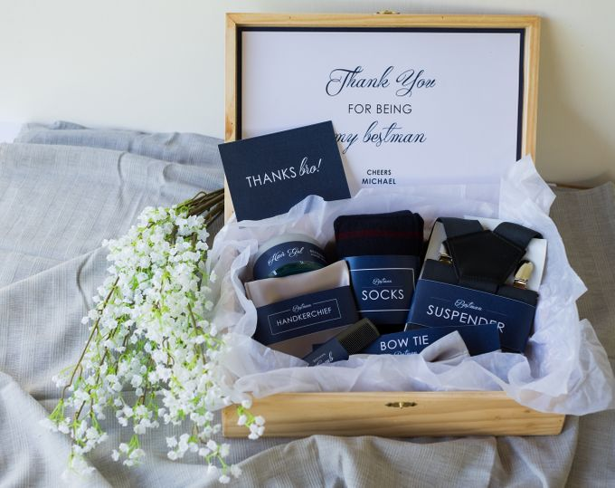 Michael & Sisca by Petite Pretty Hampers - 005