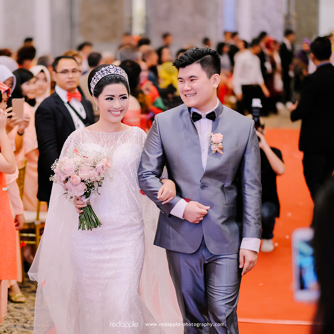 Andrea Jessica Wedding by Sisca Zh - 003