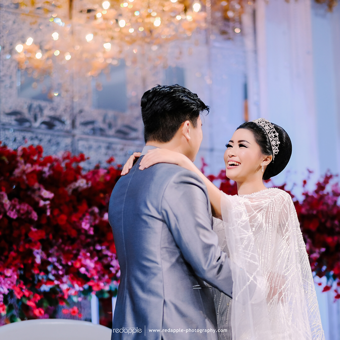 Andrea Jessica Wedding by Sisca Zh - 004