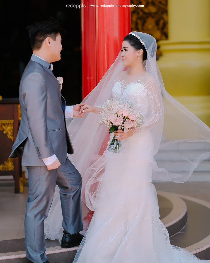 Andrea Jessica Wedding by Sisca Zh - 008