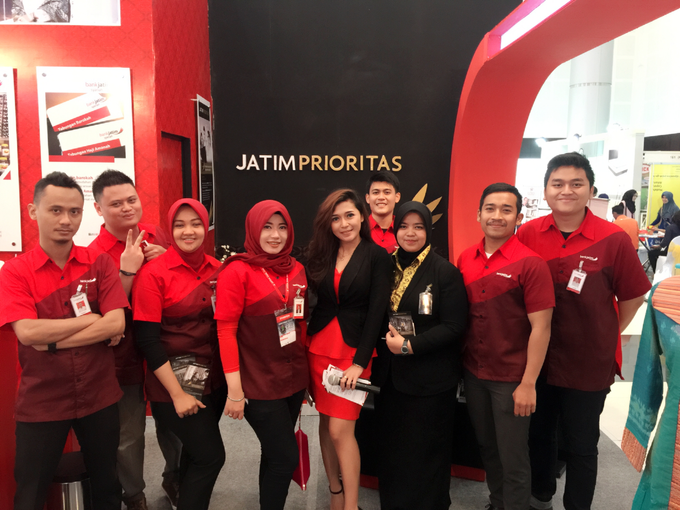 MCing Jatim Prioritas - Jatim Fair by Siska Fenti MC - 001